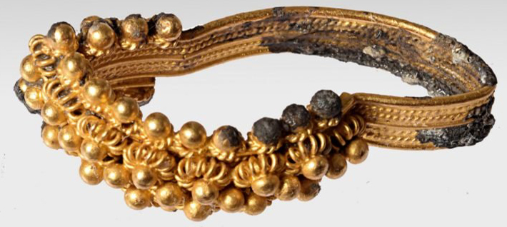 Artifacts Retrieved from Wreck of Lord Elgin's Ship