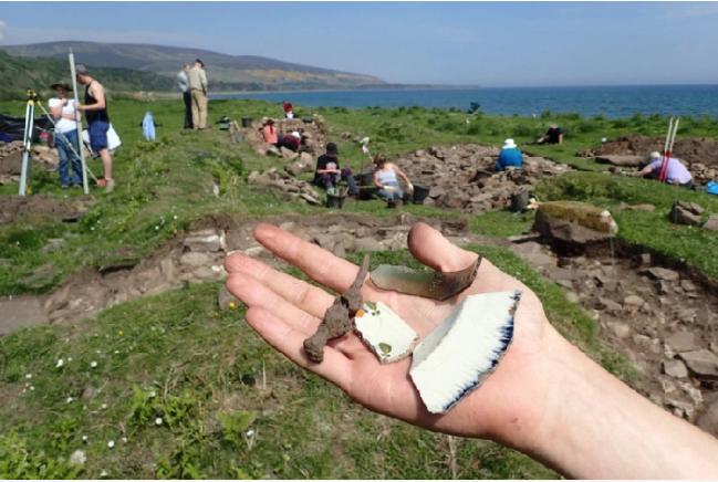 Excavators Return to 18th-Century Pub Site in Scottish Highlands