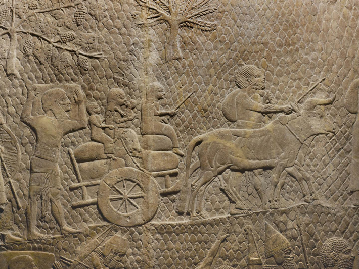 Study Links Climate Change to Fall of Neo-Assyrian Empire - Archaeology Magazine