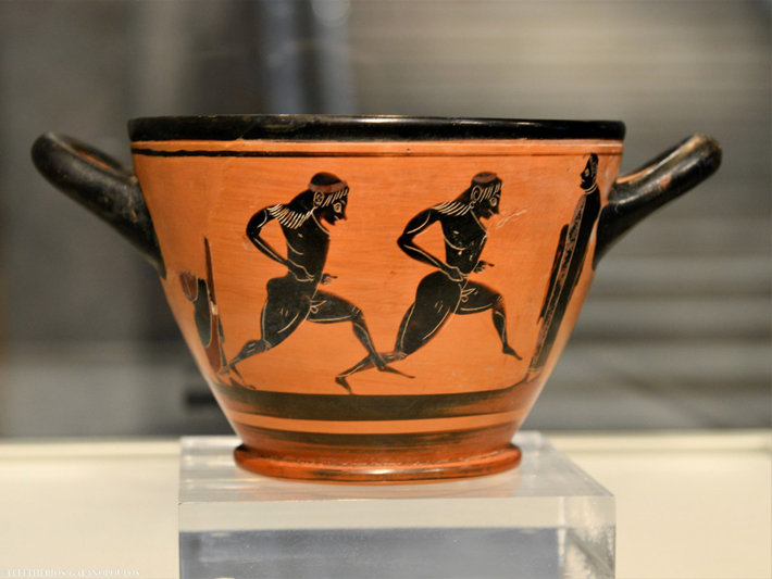 German University Returns Ancient Wine Cup to Greece - Archaeology Magazine
