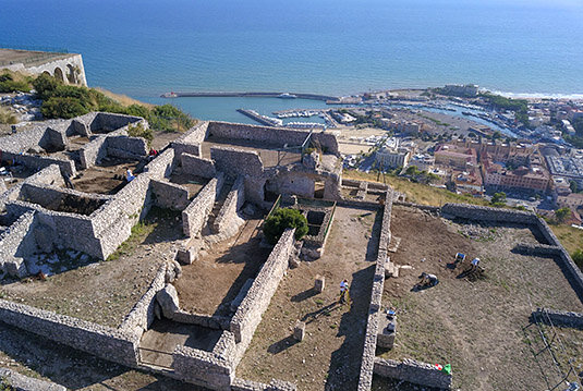 Traces of 2,200-Year-Old Temple Found in Italy - Archaeology Magazine