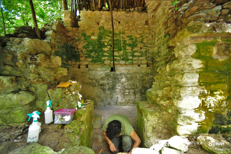 Palace Discovered at Ancient Maya City of Kuluba