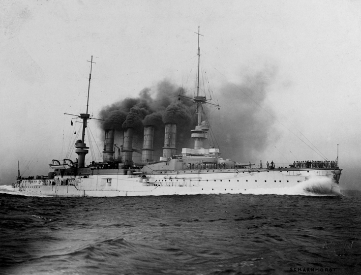 German Ship Sunk During World War I Discovered  - Archaeology Magazine