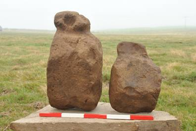 Unusually Shaped Stones Unearthed in Prehistoric Orkney