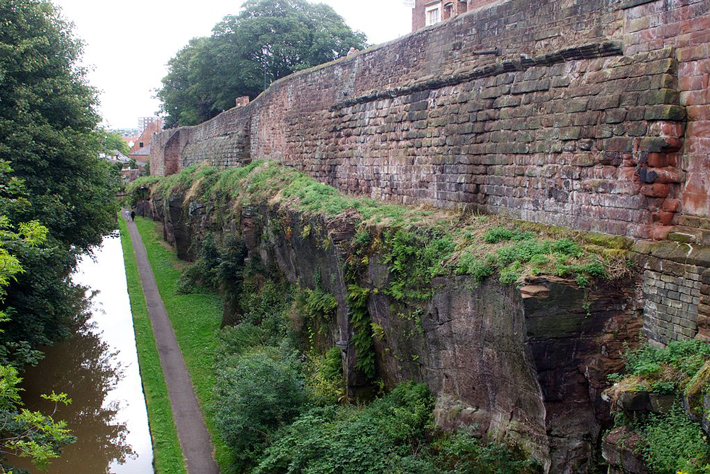 Chester Roman Wall