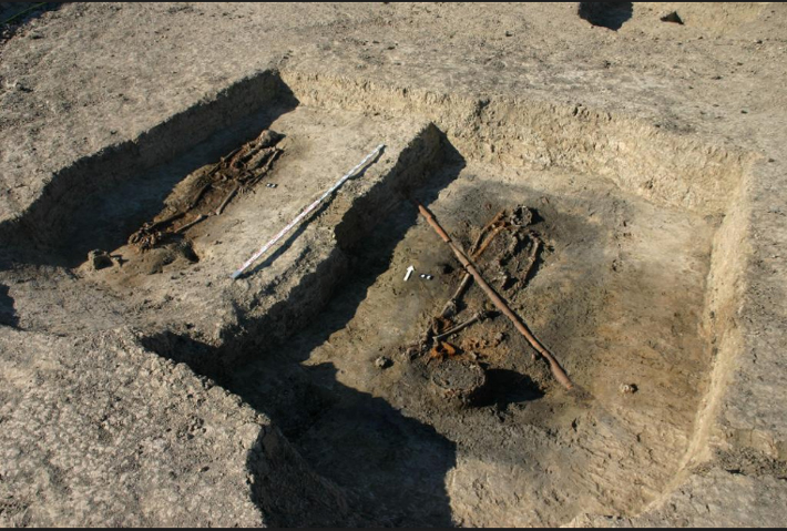 Study Analyzes Warriors' Remains in Medieval Tombs in Poland  - Archaeology Magazine