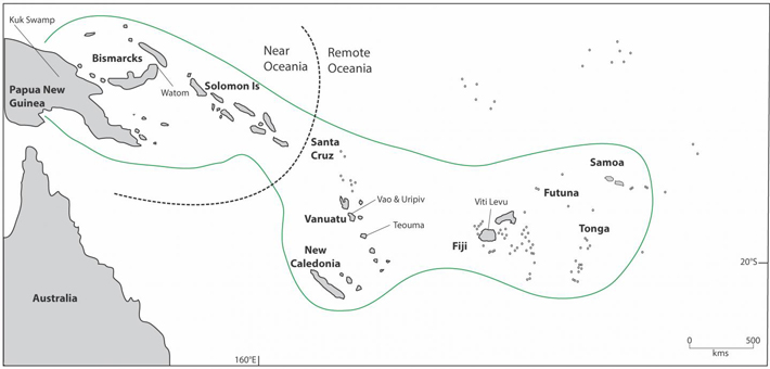 Bananas Eaten in Remote Oceania Some 3,000 Years Ago - Archaeology Magazine
