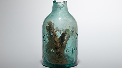 Virginia Witch Bottle
