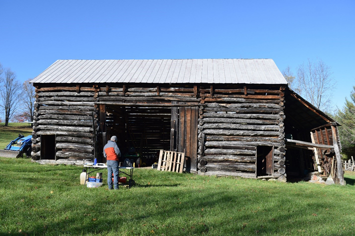 Log Cabins in West Virginia Offer Clues to Colonial-Era Ecology - Archaeology Magazine