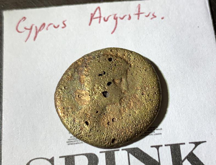 U.S. Repatriates Coins to Cyprus - Archaeology Magazine