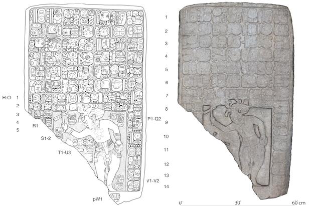 Mexico Maya Tablet