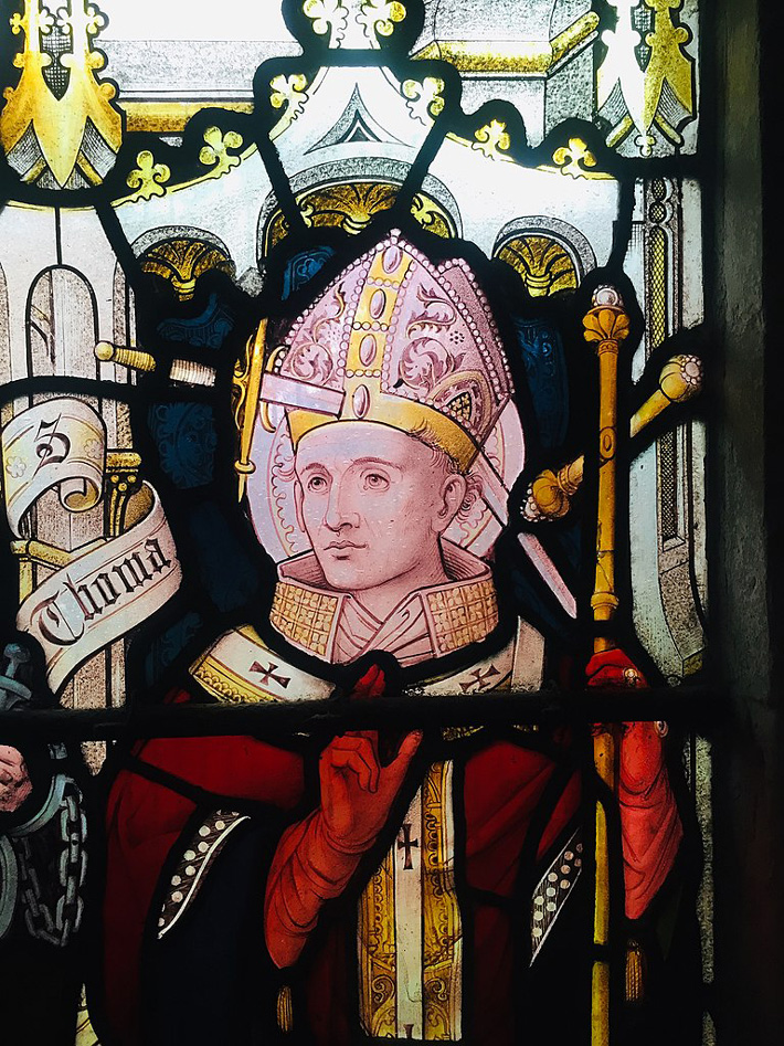Thomas Becket Window