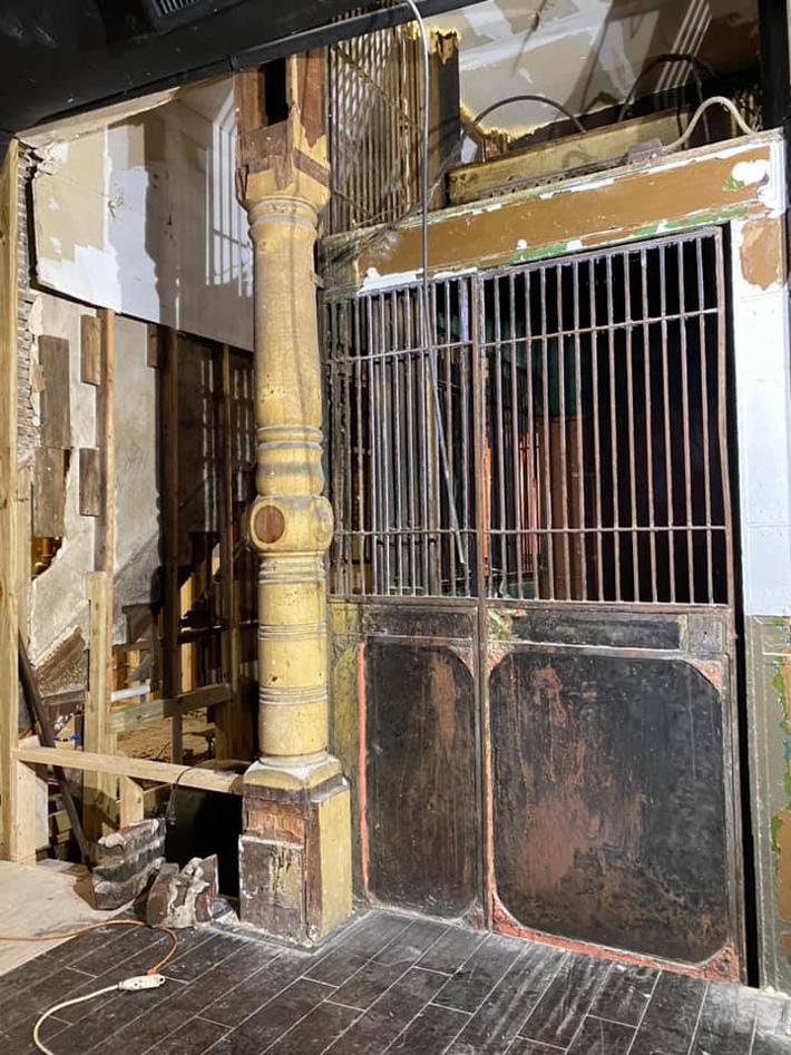 19th-Century Elevator Revealed in Old Florida Hotel - Archaeology Magazine