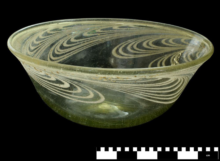 Germany Glass Bowl