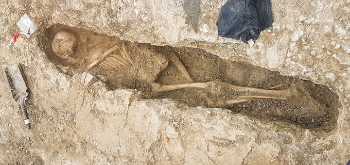 Islamic Cemetery Investigated in Northeastern Spain - Archaeology Magazine