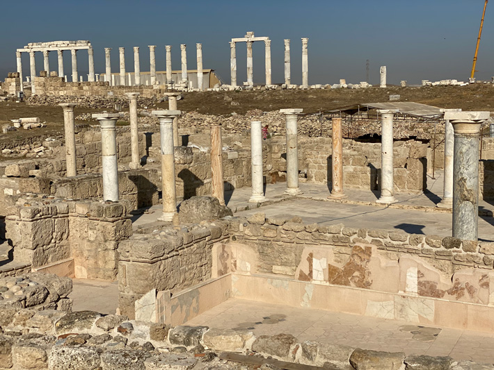 Early Christian Church Unearthed in Turkey - Archaeology Magazine