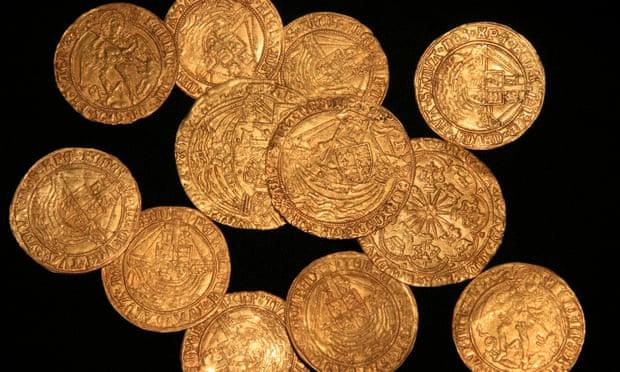 İngiltere Tudor Paraları