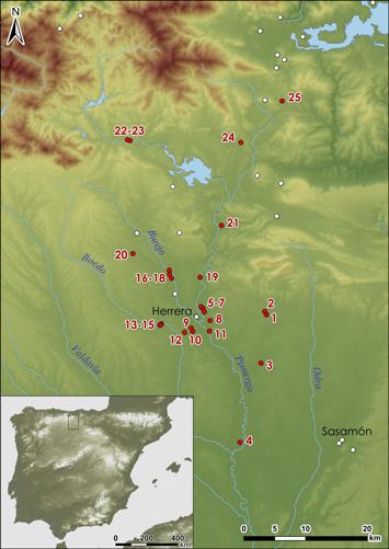 ispanya roma siteleri