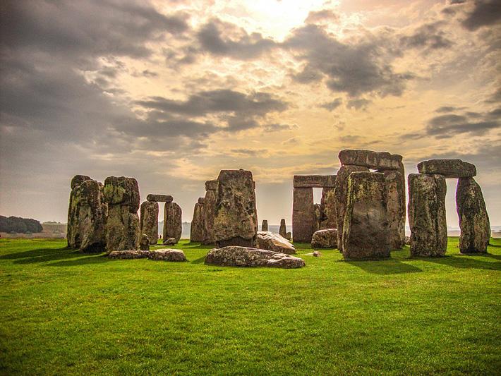 İngiltere Stonehenge