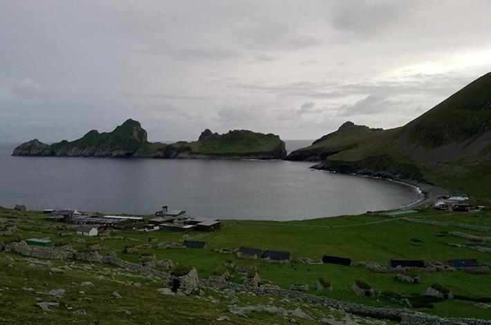İskoçya St Kilda