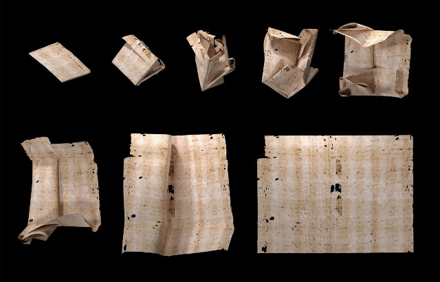 Sealed 17th-Century Letter Read With X-Ray Technology - Archaeology Magazine