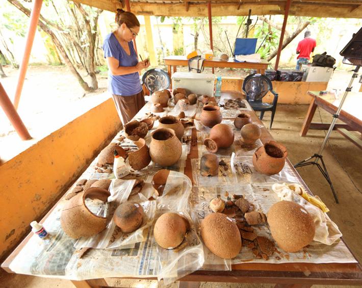 Nigeria Nok Pottery