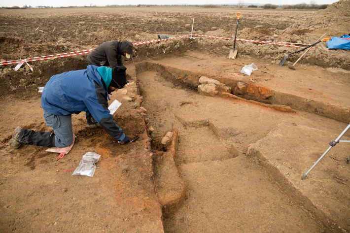 1,600-Year-Old Industrial Kiln Site Mapped in Poland - Archaeology Magazine