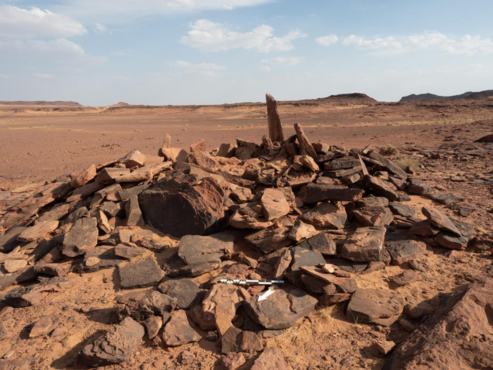 Monumental Neolithic Tomb Discovered in Saudi Arabia - Archaeology Magazine
