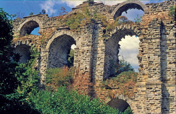 Constantinople's Ancient Aqueduct Examined - Archaeology Magazine
