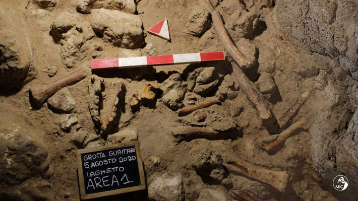 Neanderthal Remains Discovered in Italy - Archaeology Magazine