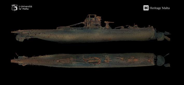 Malta HMS Urge