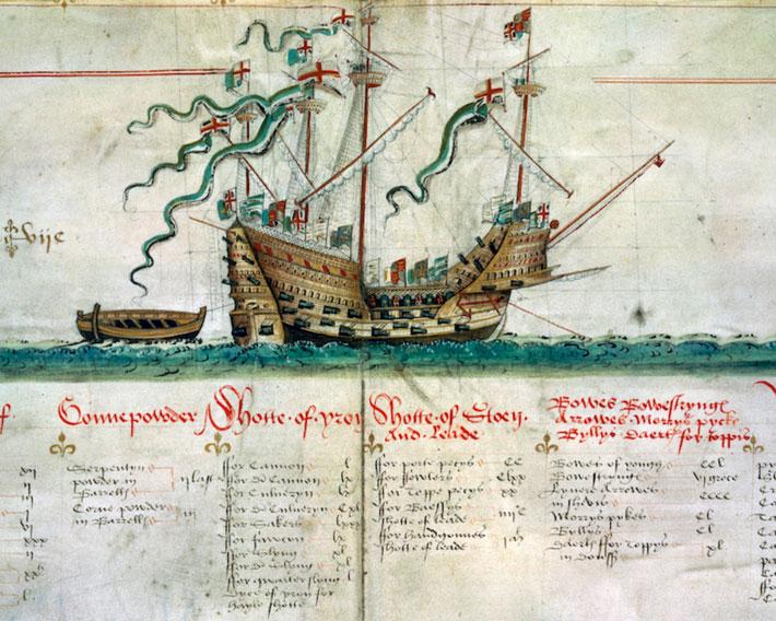 Mary Rose Crew Members Examined - Archaeology Magazine