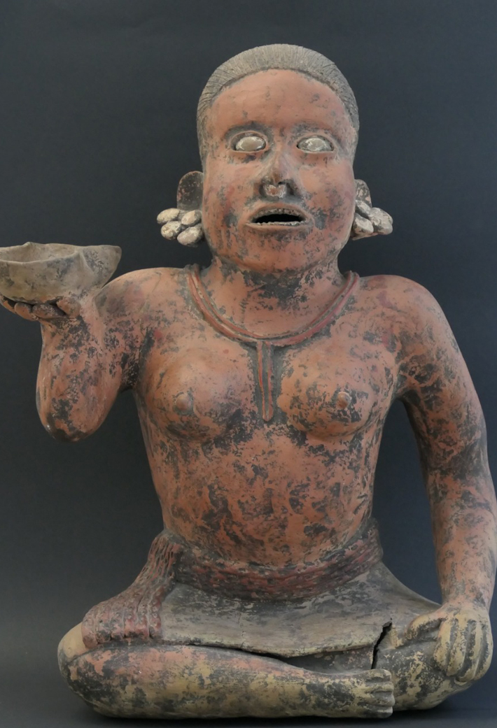 German Citizens Repatriate Artifacts to Mexico - Archaeology Magazine