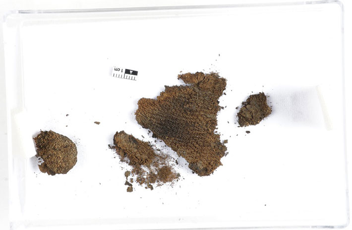 Rare Viking Textiles Recovered in Norway - Archaeology Magazine