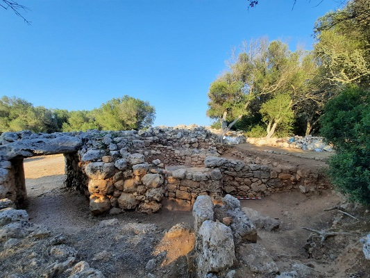 Roman Weapons Unearthed at Punic Site in Spain - Archaeology Magazine