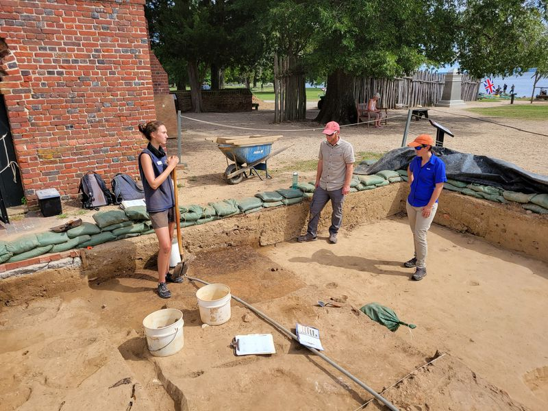 Burned Layer at Jamestown Linked to Bacon's Rebellion - Archaeology Magazine