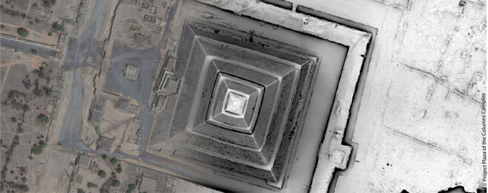 Lidar Mapping Reveals Teotihuacan's Ancient Landscape - Archaeology Magazine