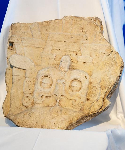 Maya Carving Repatriated to Guatemala - Archaeology Magazine