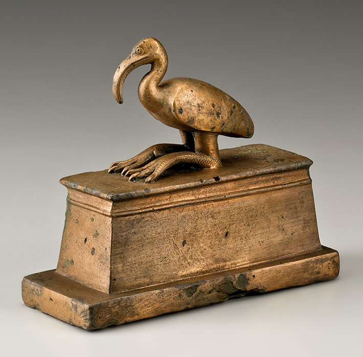 Egypt-Ibis-Mummy-Coffin