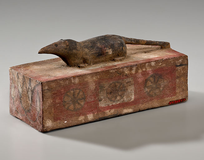 Egypt Shrew Mummy Coffin