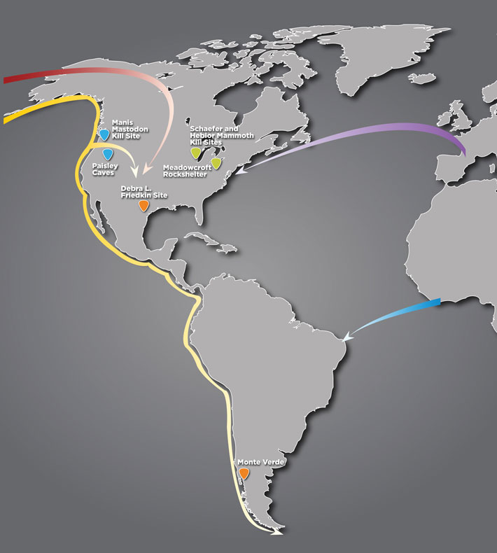 First-Americans-Migration-Routes