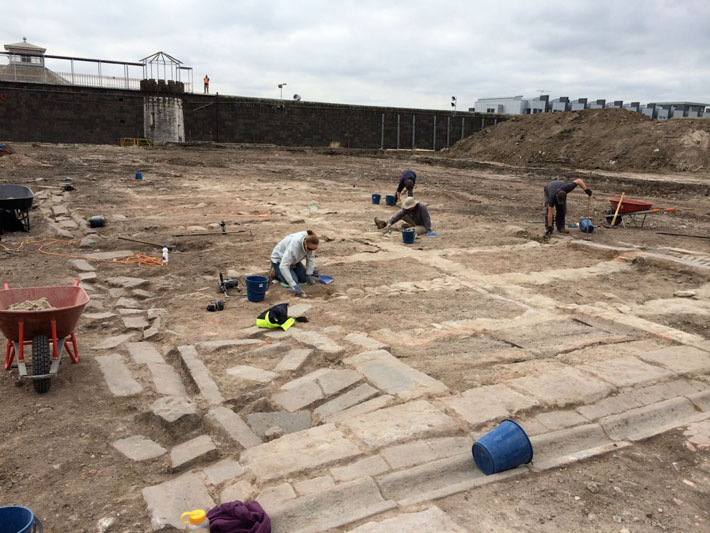 Australia-Prison-Yard-Excavations