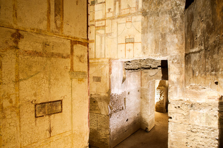 Golden House Nero Cryptoporticus
