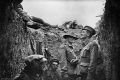 World Roundup WWI Trench