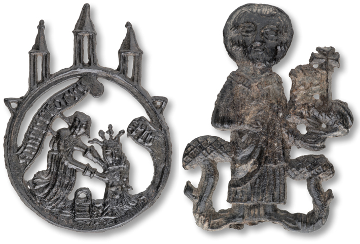 Letter From Rotterdam Pilgrim Badges