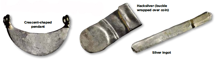 Trenches Scotland silver block