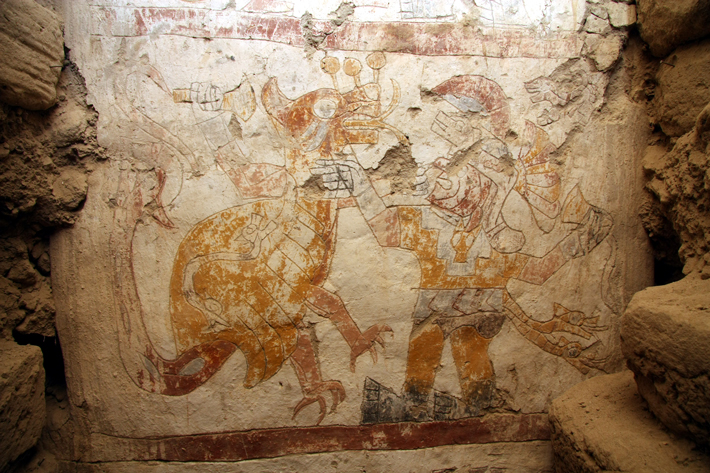 Moche Panamarca Hero