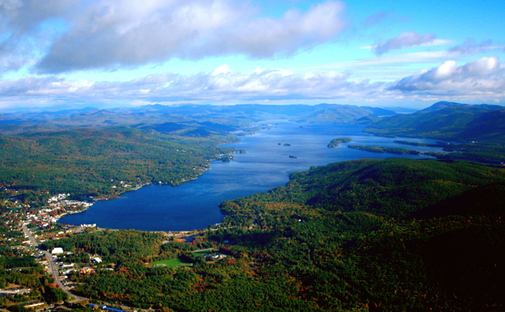 Lake George View