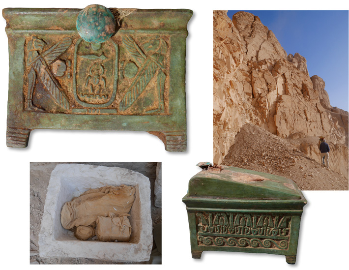 Closing in on a Pharaoh's Tomb - Archaeology Magazine