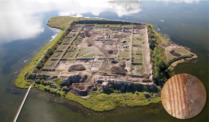 Siberian Island Enigma - Archaeology Magazine